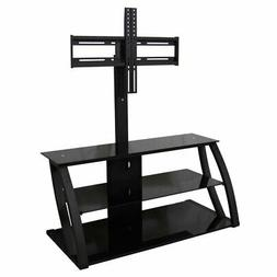 Home Source Industries 55 in. TV Stand - Black