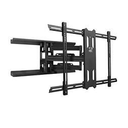 """Kanto - Full-motion Tv Wall Mount For Most 39"""" - 75"""" Flat-pa"""
