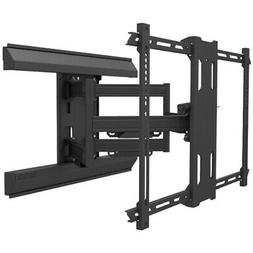 "Kanto - Tilting Tv Wall Mount For Most 37"" - 80"" Tvs - Exten"