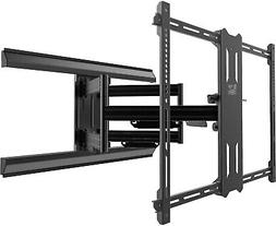 "Kanto - Tilting Tv Wall Mount For Most 42"" - 100"" Tvs - Exte"