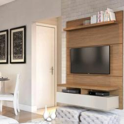 Floating Entertainment Center Wall Unit TV Stand Flat Screen