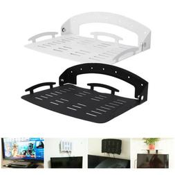 Floating Wall Mounted Shelf for PC DVD Players Cable Boxes G