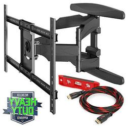 Full Motion Articulating TV Wall Tilt Mount Bracket Tilting