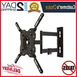 Heavy Duty Full Motion Articulating TV Wall Mount for 22-55-