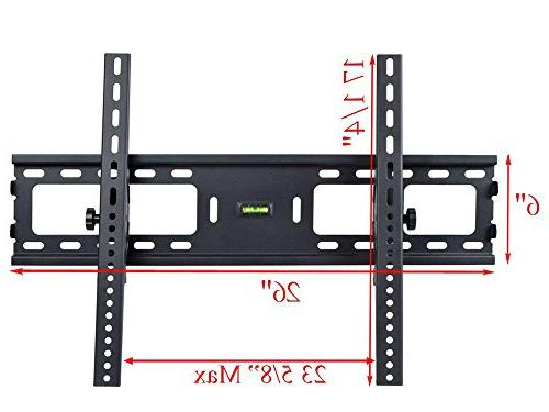Impact Mounts Plasma Flat Tv Wall Mount Bracket 32 47 60 70 Solid Piece and Verticals. Lockable A