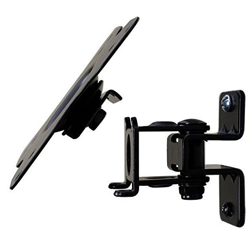 """VideoSecu ML411B Adjustable Swivel TV Mount for 19"""" to 47"""" TV and 1FF"""
