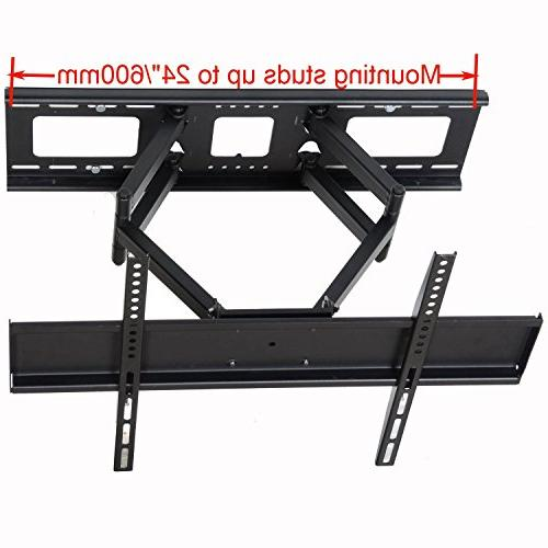 """Videosecu Tilt TV Wall Mount 32""""- 70"""" LCD with Up mm, Full Arm Fits Up to HDMI"""