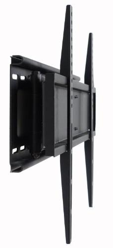 """Videosecu Tilt Swivel Wall Mount LCD LED with VESA 200x200, Up 600x400 mm, Full Motion to 24"""" Studs, HDMI Cable"""