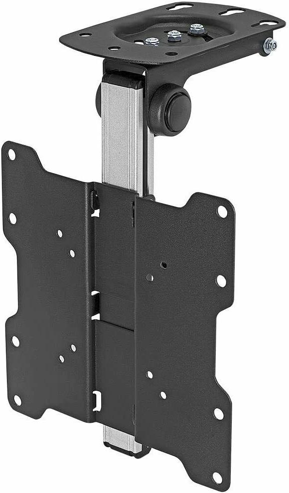 ceiling cabinet tv mount for 17 37