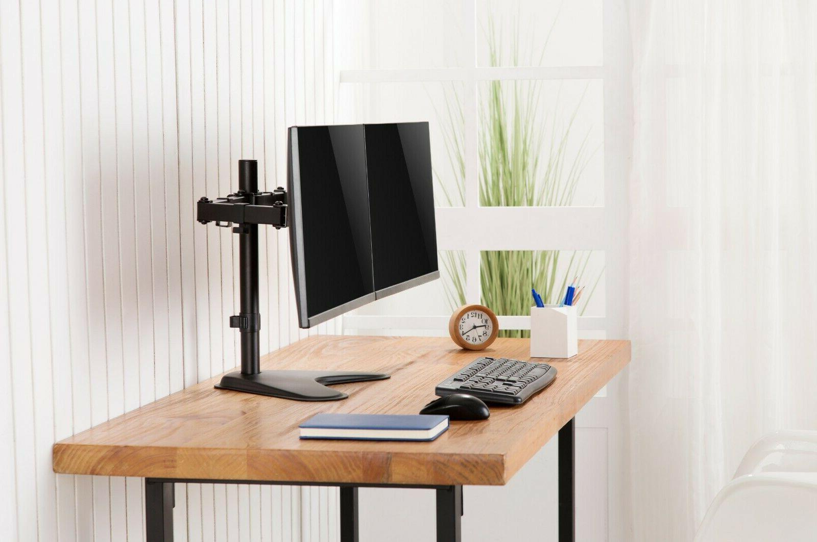 Dual LCD TV Stand 21 23 29 30