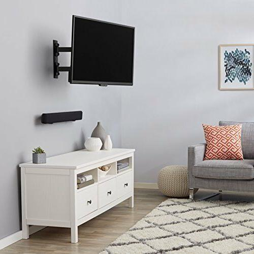 """Heavy-Duty Full Motion Articulating TV Wall Mount For 22"""" To"""