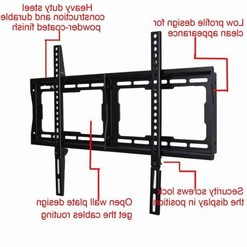 """VideoSecu TV Wall Mount for Most 32""""-75"""" Plasma HDTV"""