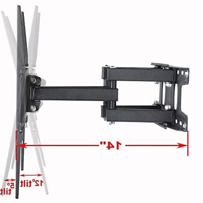 VideoSecu MW340B2 TV Wall Mount for 32-65 LCD, OLED and