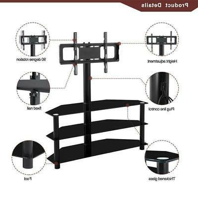 """Three Layers TV Stand with Mount for - 65"""""""
