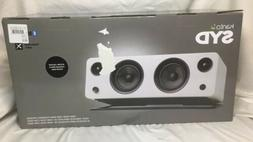 Kanto Living SYD Bluetooth Speaker System Matte Black NIB Ma