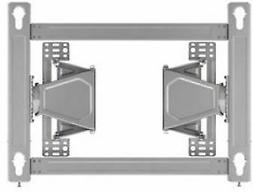LG LSW640B EZ Slim Wall Mount for 2019 LG NanoCell and UHD T