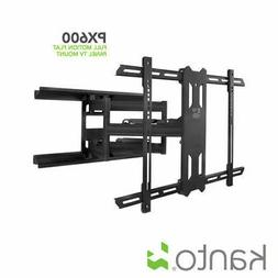 "KANTO PX600 FULL MOTION FLAT PANEL TV MOUNT TVs 37"" - 75"" EX"