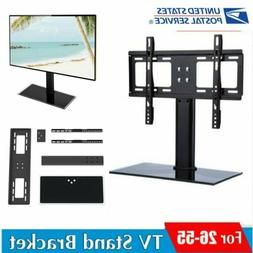 table top tv stand base w universal