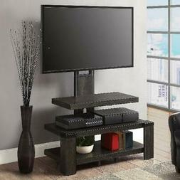 TV Mount Stand 55 Inch 3-Tier with Floater Entertainment Gam