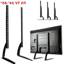 universal tabletop tv stand base mount