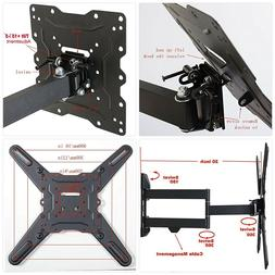"VideoSecu ML531BE TV Wall Mount for Most 27""-55"" LED LCD Pla"
